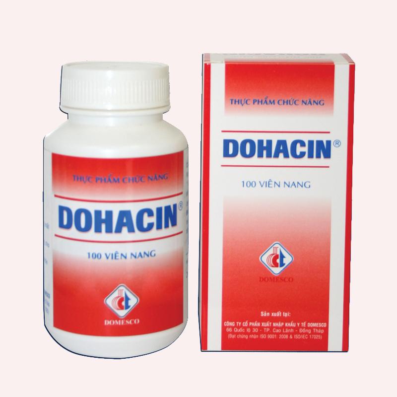Dohacin