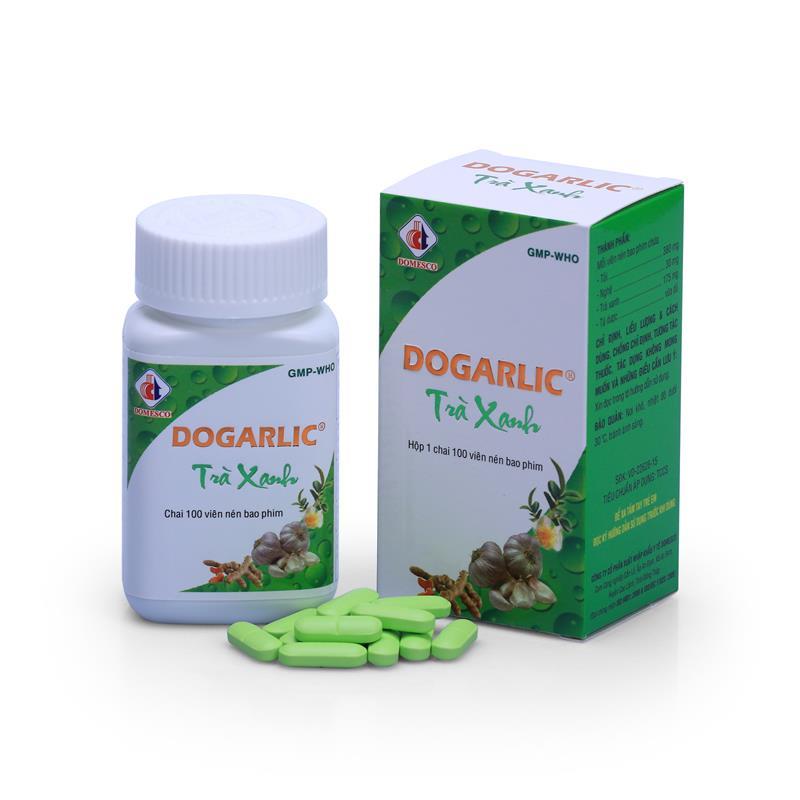 Dogarlic-Trà xanh