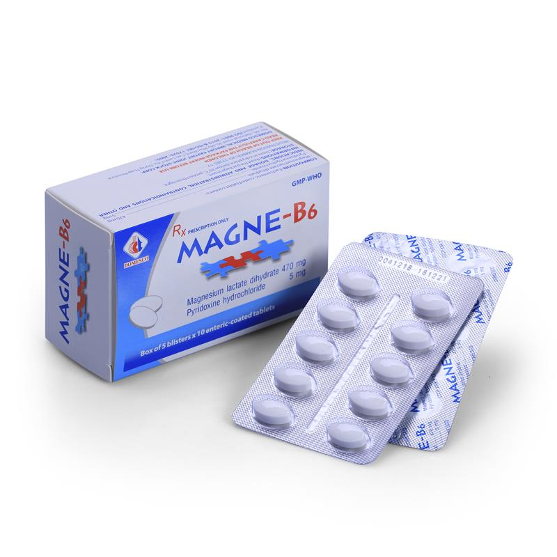 Magne - B6