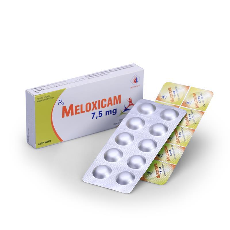 MELOXICAM 7,5mg