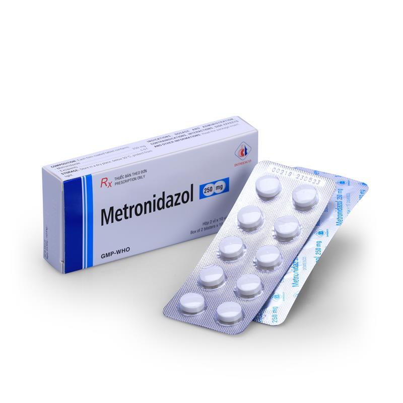 METRONIDAZOL 250MG