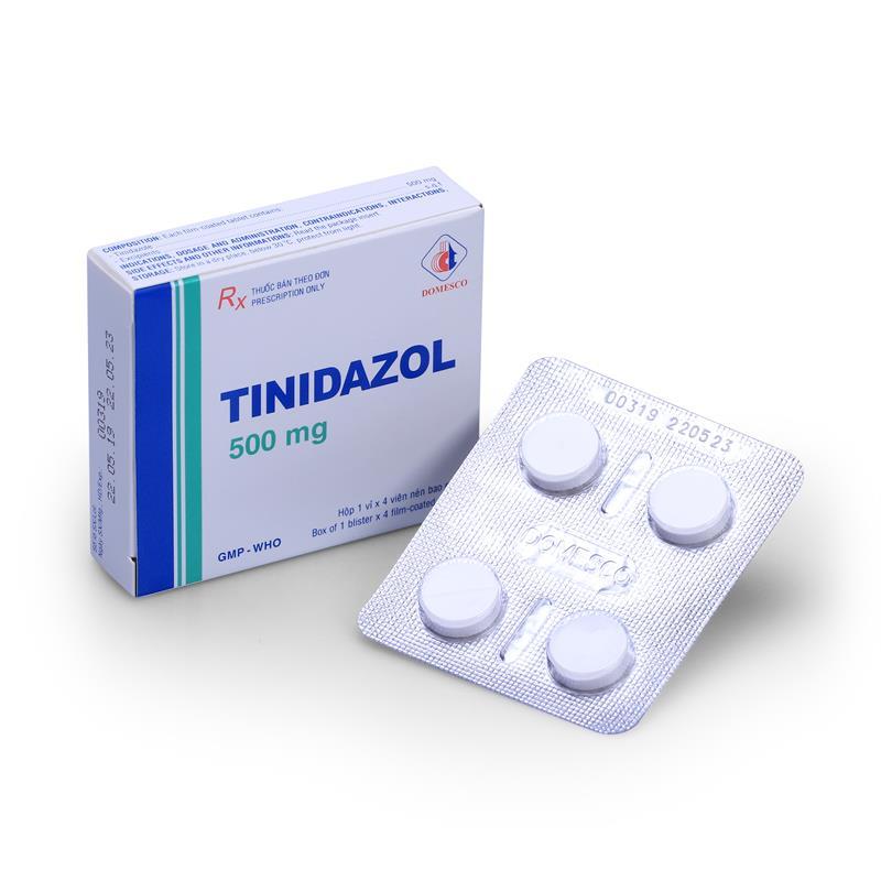 TINIDAZOL 500MG