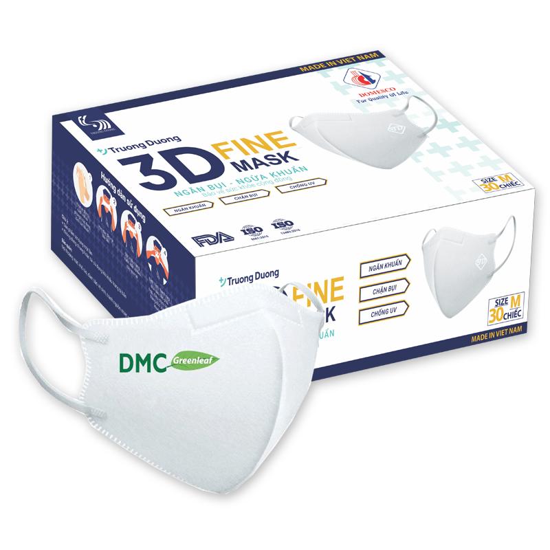 KTYT 3D FINE MASK - DMC GREENLEAF