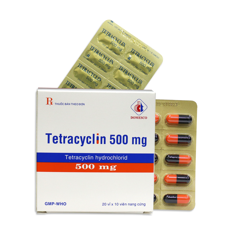 TETRACYCLIN 500MG