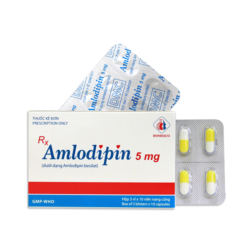 AMLODIPIN 5MG