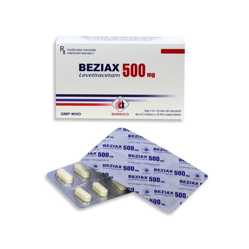 BEZIAX 500MG