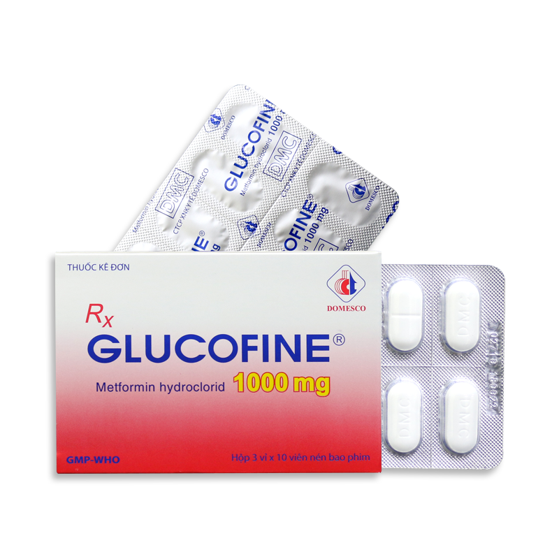GLUCOFINE 1000MG