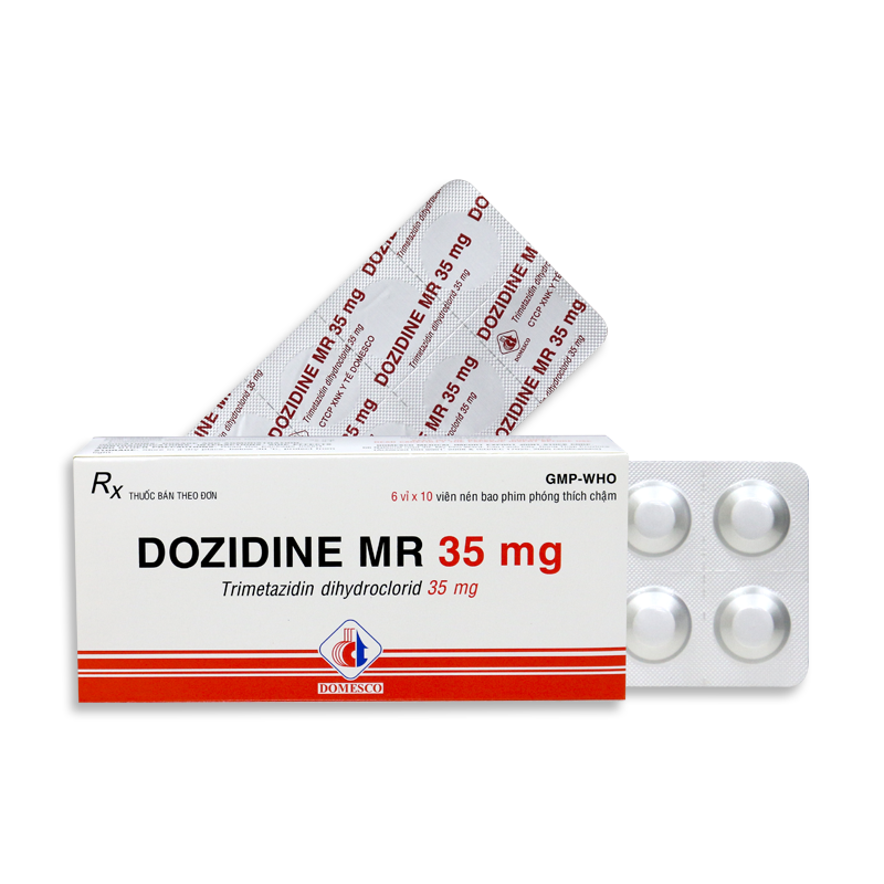 DOZIDINE MR 35MG