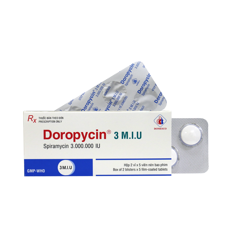 DOROPYCIN 3 M.I.U