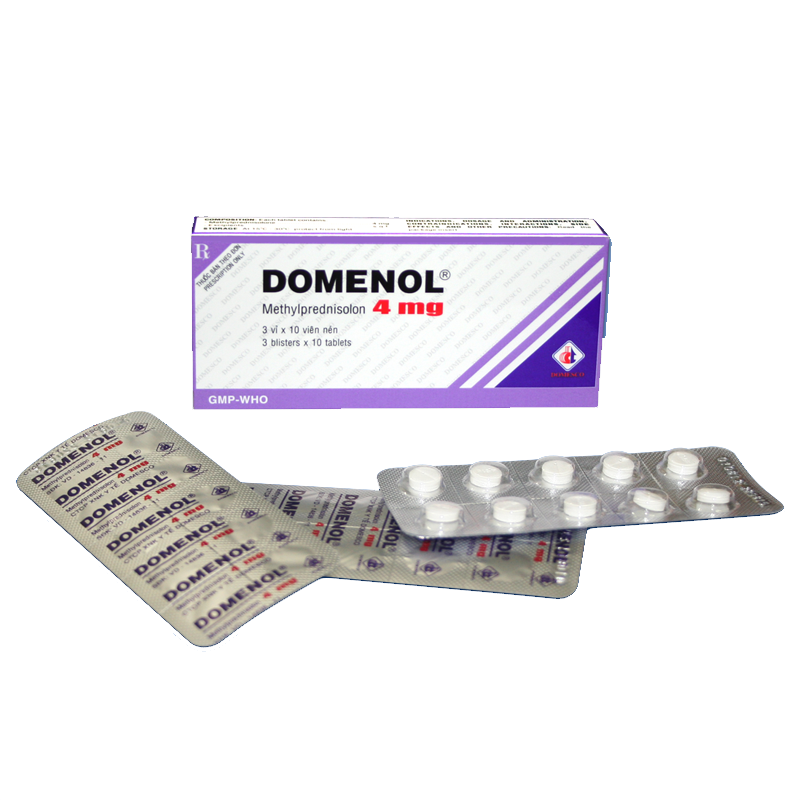 Domenol 4mg