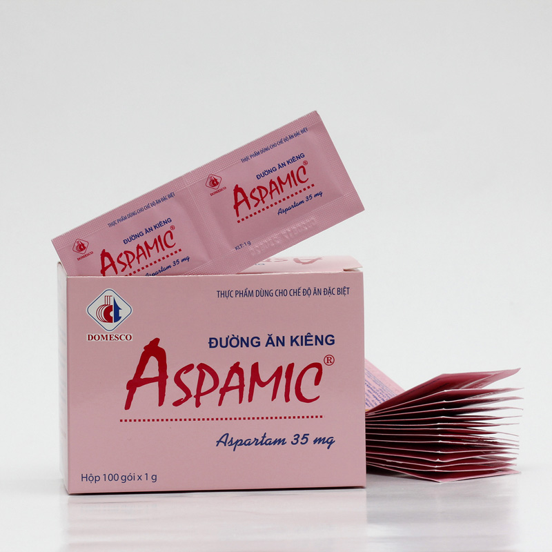 Aspamic (Aspartam 35mg)