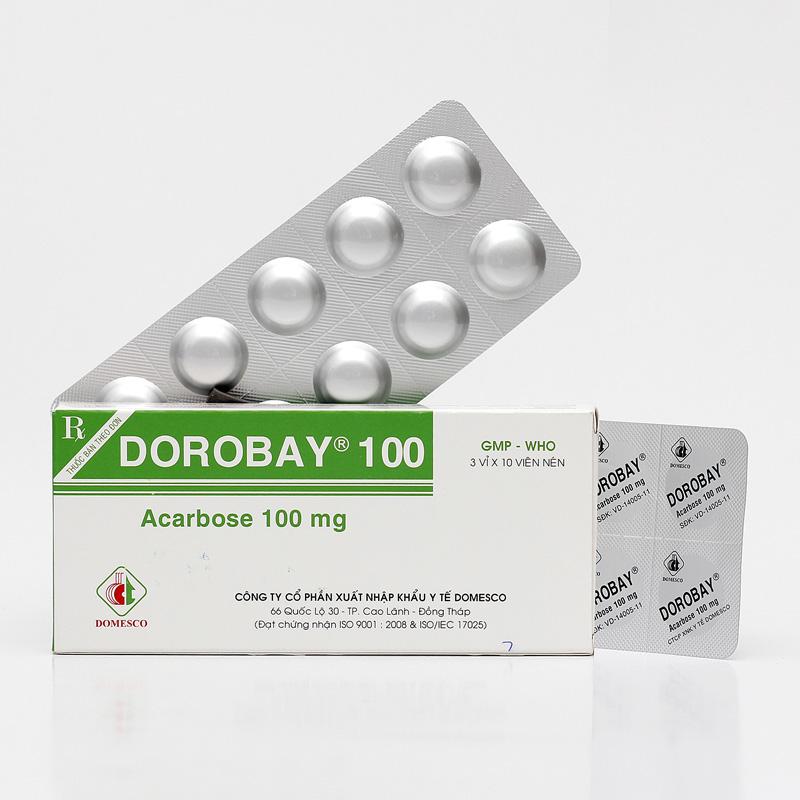 Dorobay 100mg